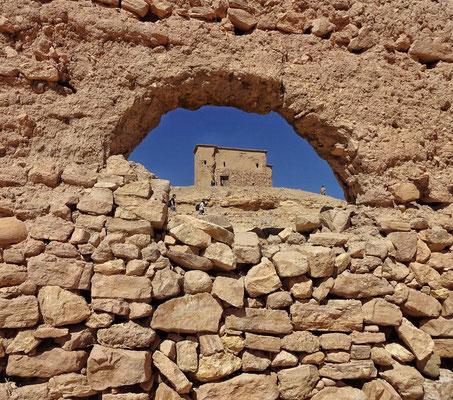 Berber Dorf Ait Ben Haddou