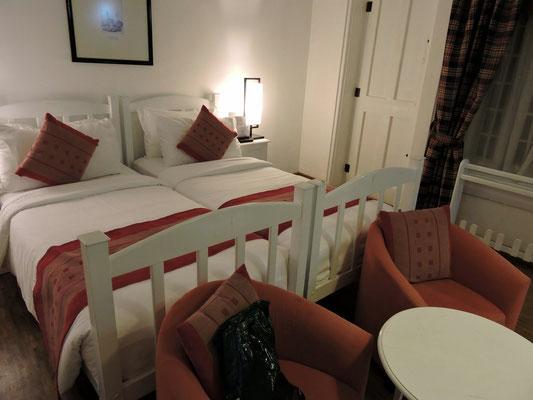 unser Zimmer im Jetwings Hotel