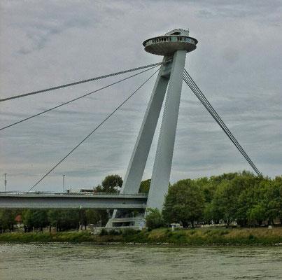 Ufo Brücke