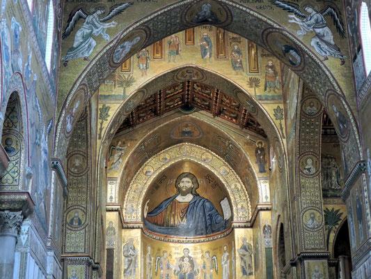 die Mosaike von Monreale