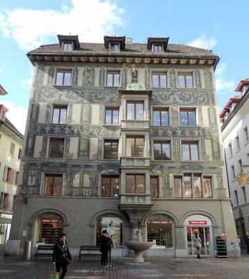 Luzern Hauptplatz
