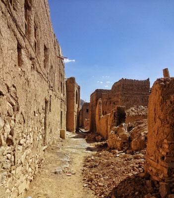 Ruinenstadt Misfha