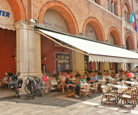 Kaffee in Treviso
