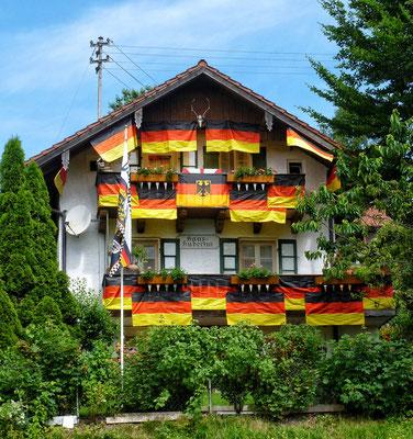 Ein Deutschland Fan???