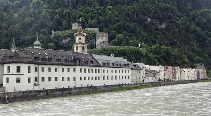 Schloss und Kloster Rattenberg