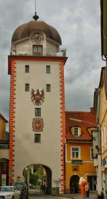 Der Schwammerl Turm von Leoben