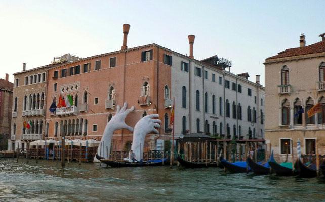 Venedig stützen