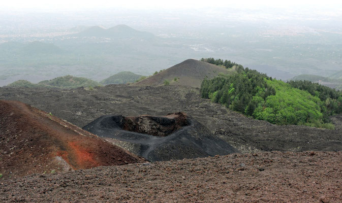 beim Silvestri Krater