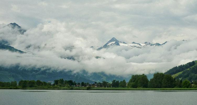 Kitzsteinhorn über den Wolken