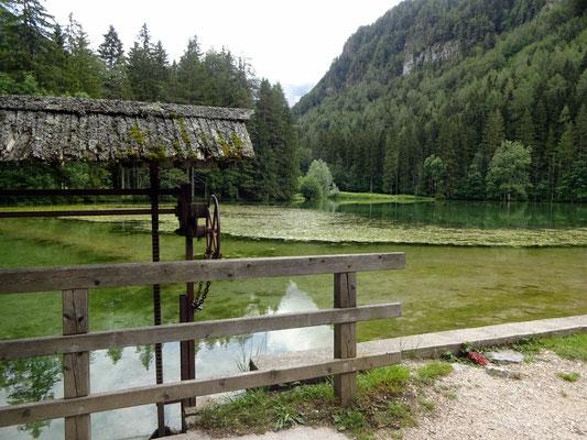 See nach Seebergsattel