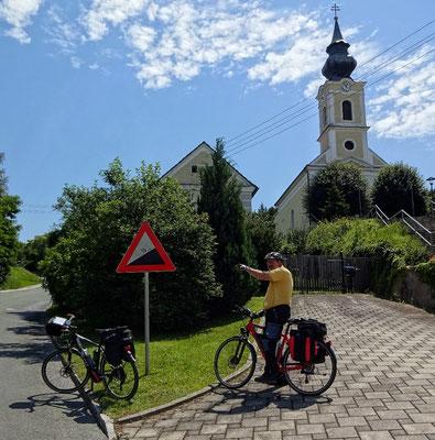 In Badersdorf geht's aufwärts
