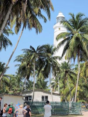 Leuchtturm in Dondra, südlichster Punkt Sri Lankas