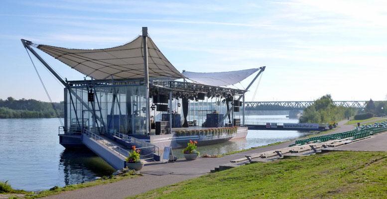 Donaubühne in Tulln
