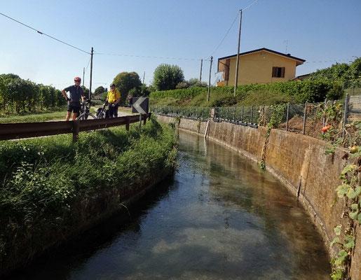 Bewässerungskanal