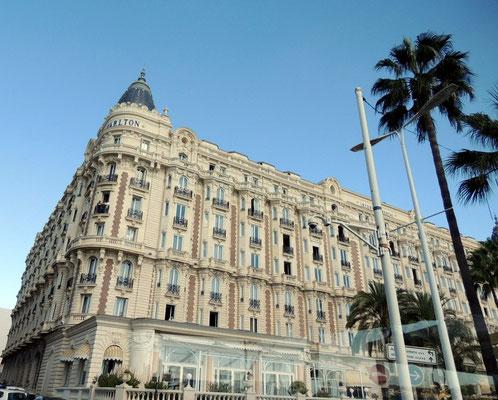Hotel Carlston der Stars