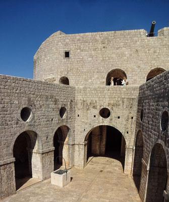 In der Festung
