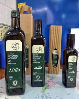 Olivenöl Mühle Millo