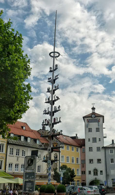 Jacklturm in Traunstein