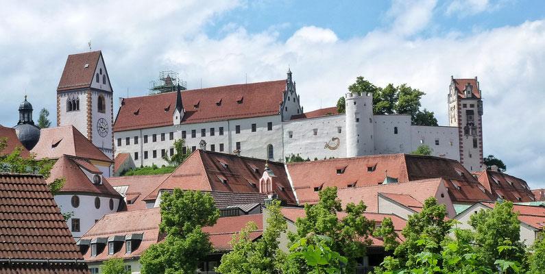 Hohes Schlosses in Füssen