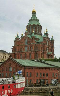 Finnisch orthodoxe Kirche