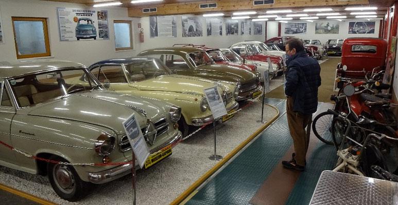 Im Auto Museum