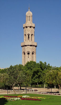Großes Minarett
