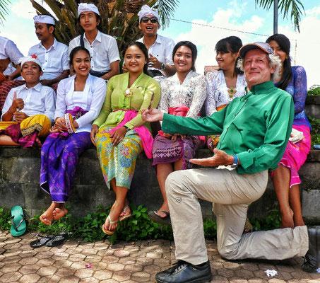 Die Mädels von Bali mit Ali