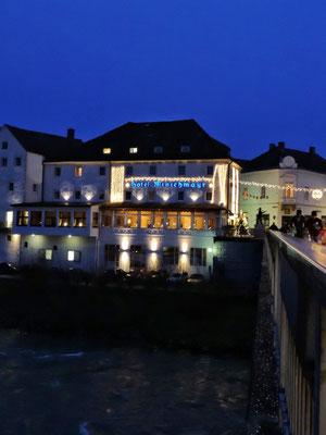 unser Hotel in Steyr