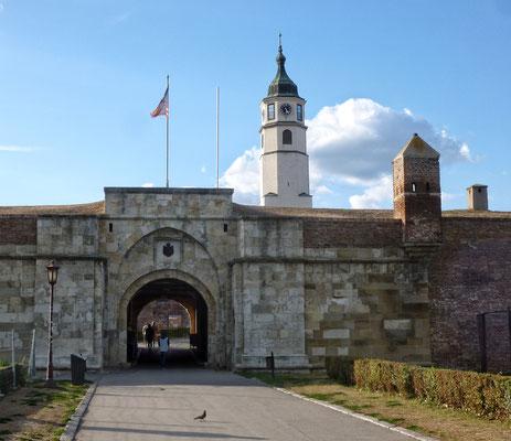 Die Burg von Belgrad