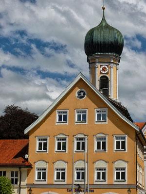 Immenstadt - Kirche...