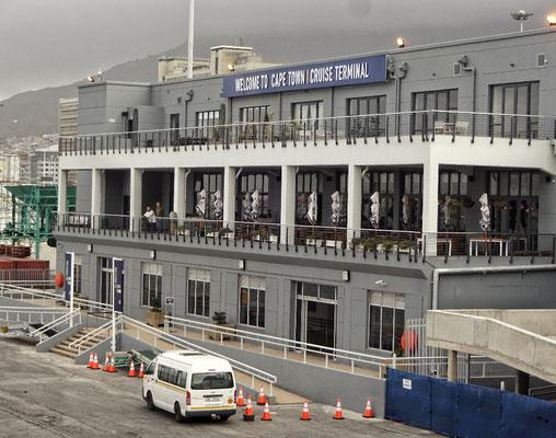 Ankunfts Terminal