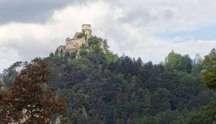 Burg Klamm