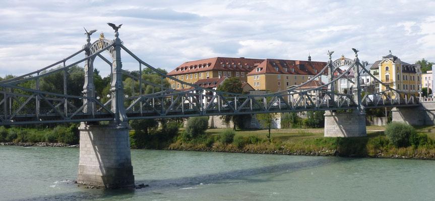 Brücke bei oberndorf nach deutschland