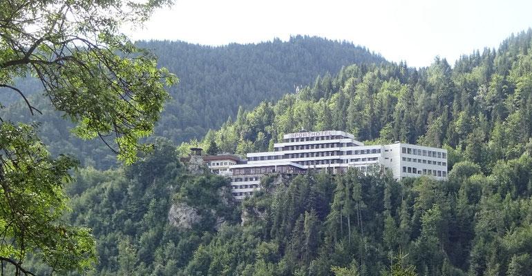 Ehemals OMV Palace Hotel