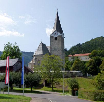 Kirche und Schloss Neuhaus