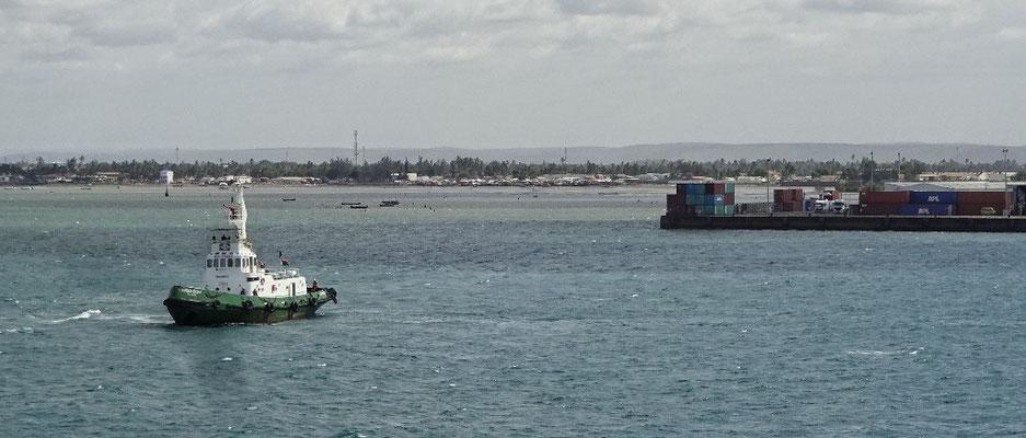Hafen von Toliara