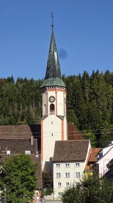 Kirche Möhringen