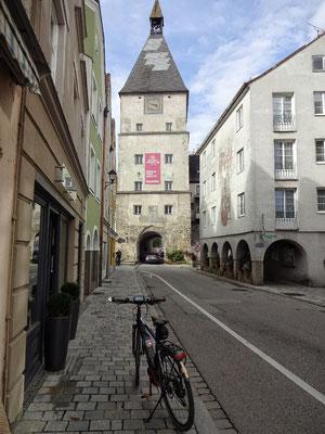Stadttor von Braunau