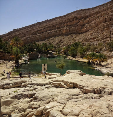 Wadi Bani Khalide