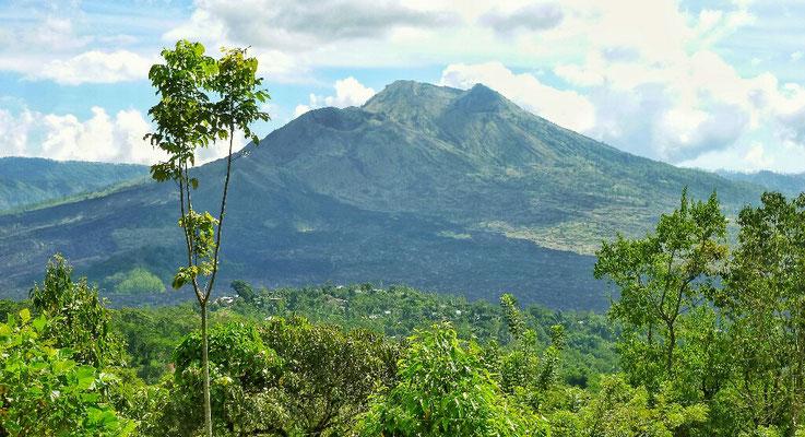 Vulkan Batur...