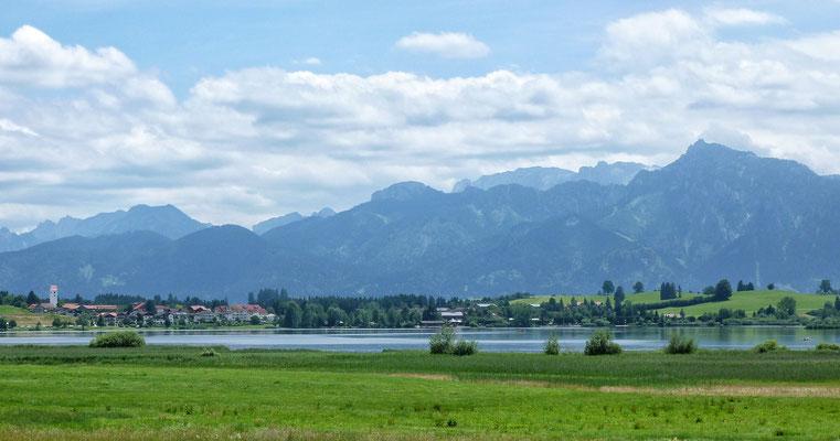 Mein 5. See der Hopfensee