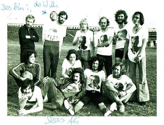 Atlantis Fußball Team