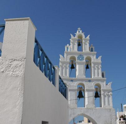 viele Kirchen