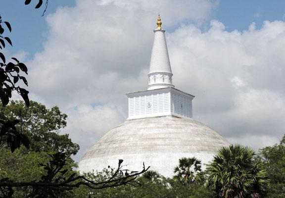 ...mit Tempel