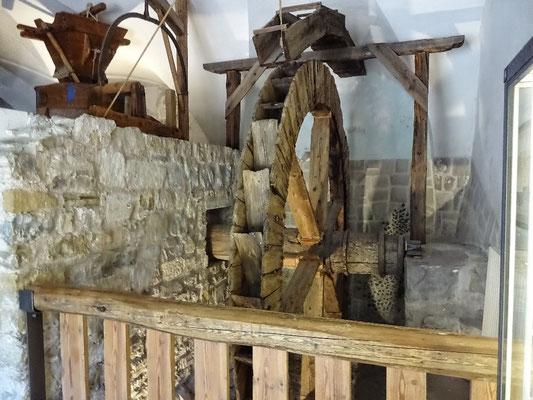 Mühle im Kloster