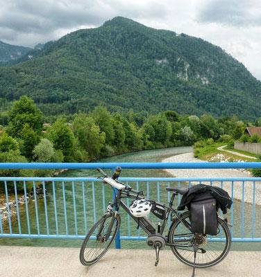 über der Tiroler Achen