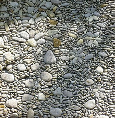 Nette Steinmauer