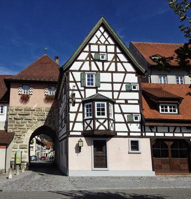 Stadttor Mühlheim