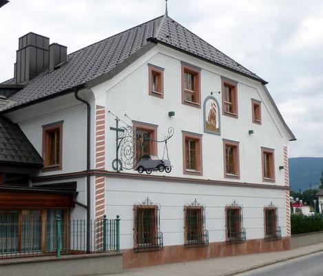 Automuseum Seppenbauer...