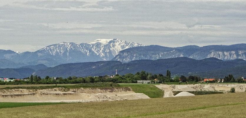 Schneeberg und Hohe Wand